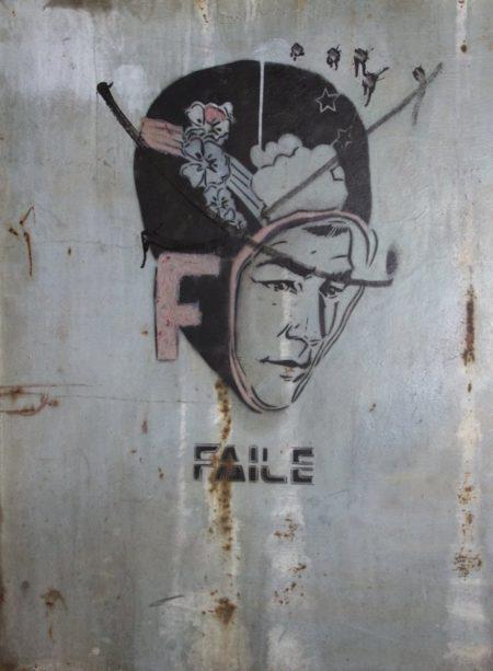 Faile-Cosmonaut, Berlin-2004