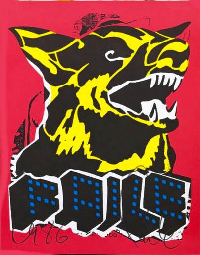 Faile-Faile Dog Black Light-2015