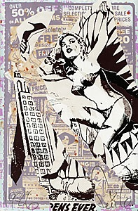 Faile-It Happens Every Day, on Torn Sexy Ad-2007