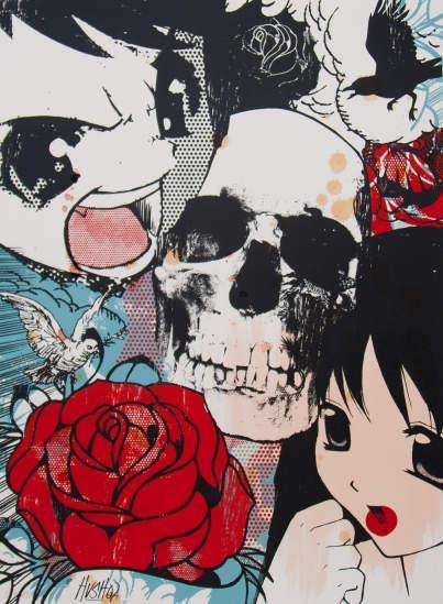 Hush-Love/Hate-2007