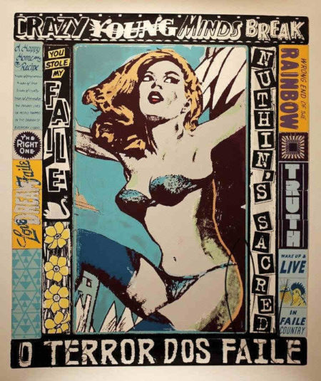 Faile-The Right One Happens Every Day-2014