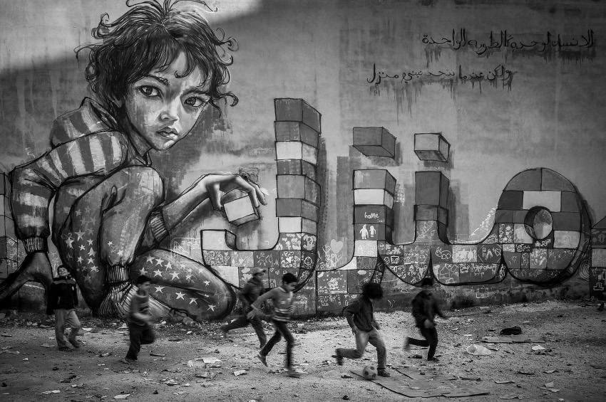 photography, Falk Lehmann aka Akut - Takeover - Jordan, 2014