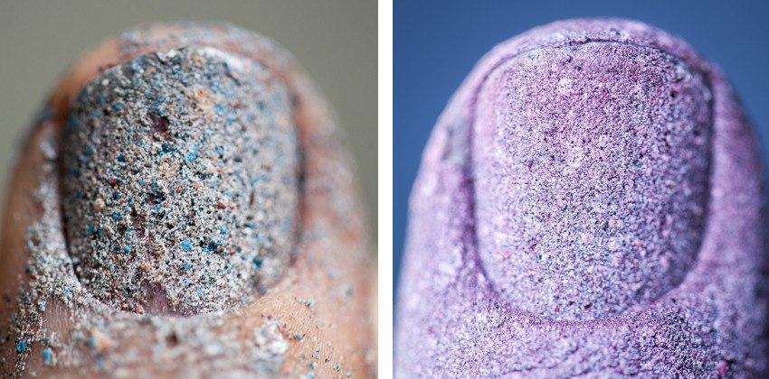 photography, Falk Lehmann aka Akut - Thumbnail Pollocks - a close-up series