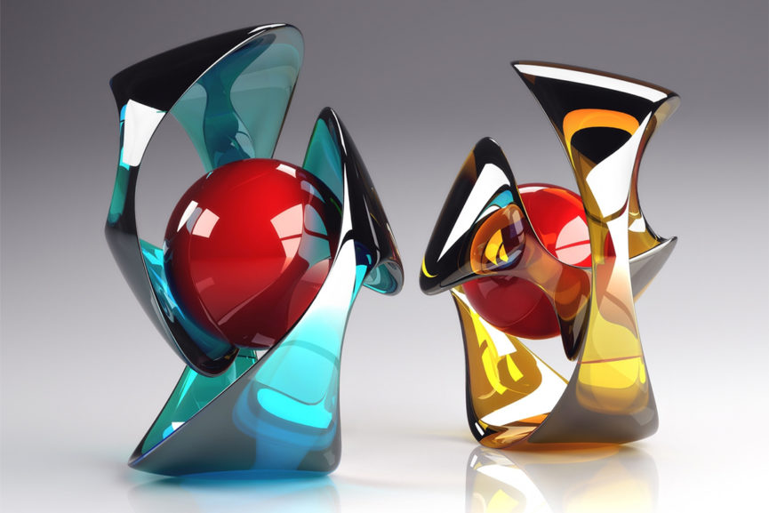 Glass Art - Between Craft and Design
