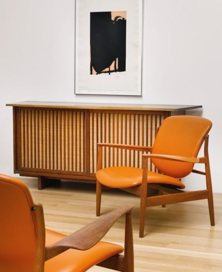 Finn Juhl - Two Armchairs-1958