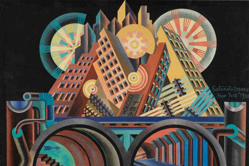 italian painting futurism futurist boccioni umberto balla movements modern cubism