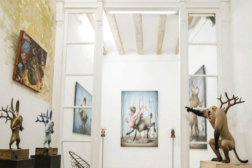 Fousion Art Gallery Barcelona
