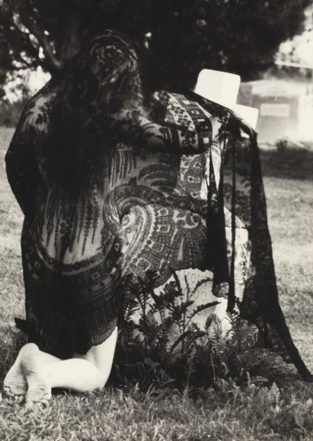 Francesca Woodman-Untitled (Self-Portrait, Boulder, Colorado)-1975