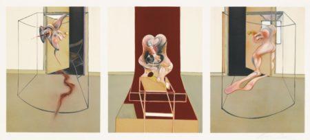 Francis Bacon-L'Orestie d'Eschyle-1981