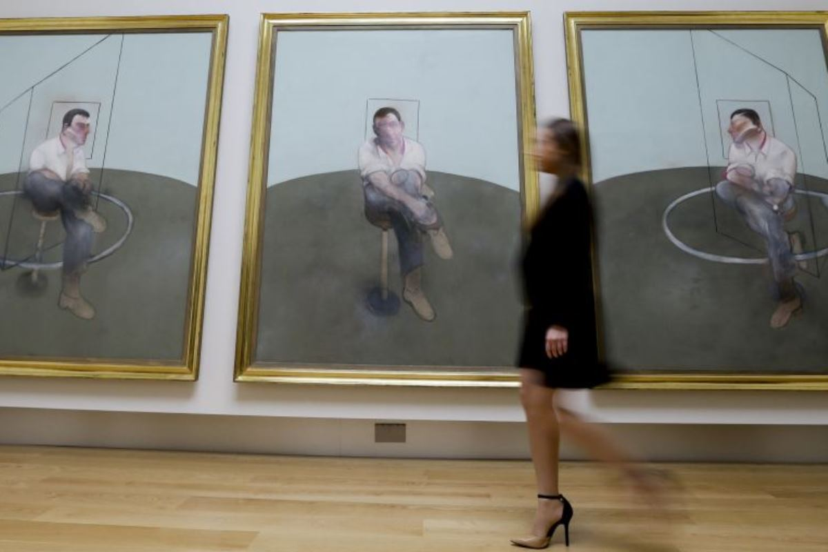 Francis Bacon exhibition