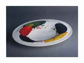 Frank Benson-Cup>Platter-2002