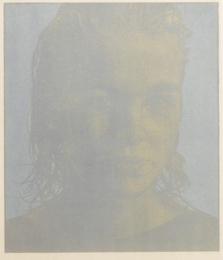 Franz Gertsch-Natascha-1986