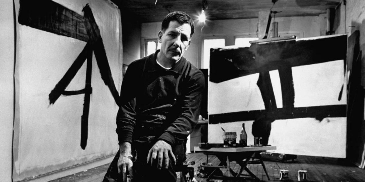 Franz Kline - Artist portrait - Image via quotationofcom