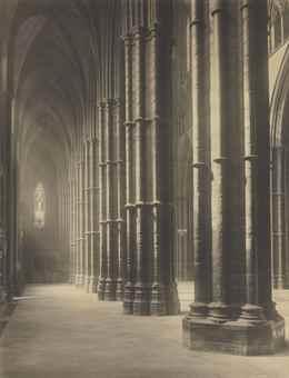 Westminster Abbey, North Ambulatory, Chapel of St. Erasmus-1911