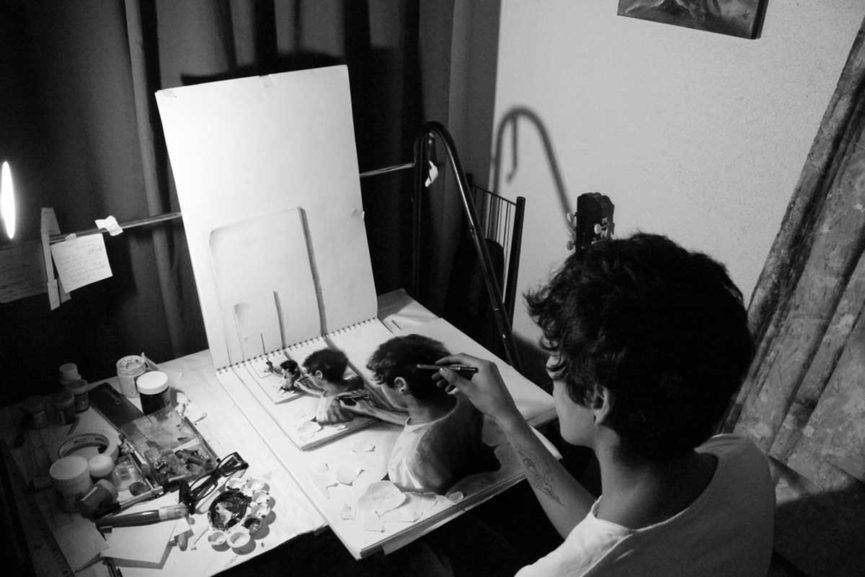 3D Pencil Drawings tutorial learn