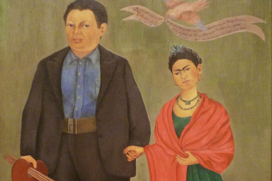 Diego Rivera Frida Kahlo