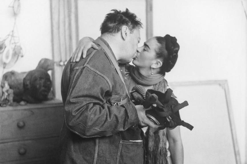 Diego Rivera Frida Kahlo San Francisco books music german news