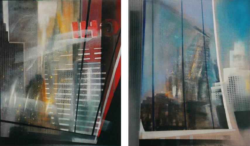 Friedrich Eigner - New York, 2001