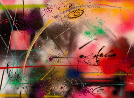 Futura-10 Color Recepie Exclusilly for Roy Chau...-1988
