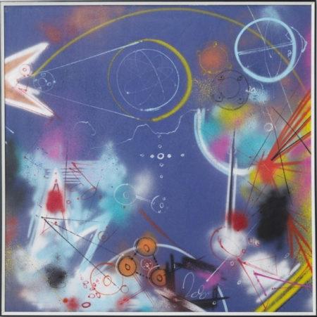 Futura-Comet of Luxury-1985