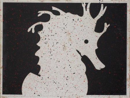 Futura-Untitled (Seahorse)-