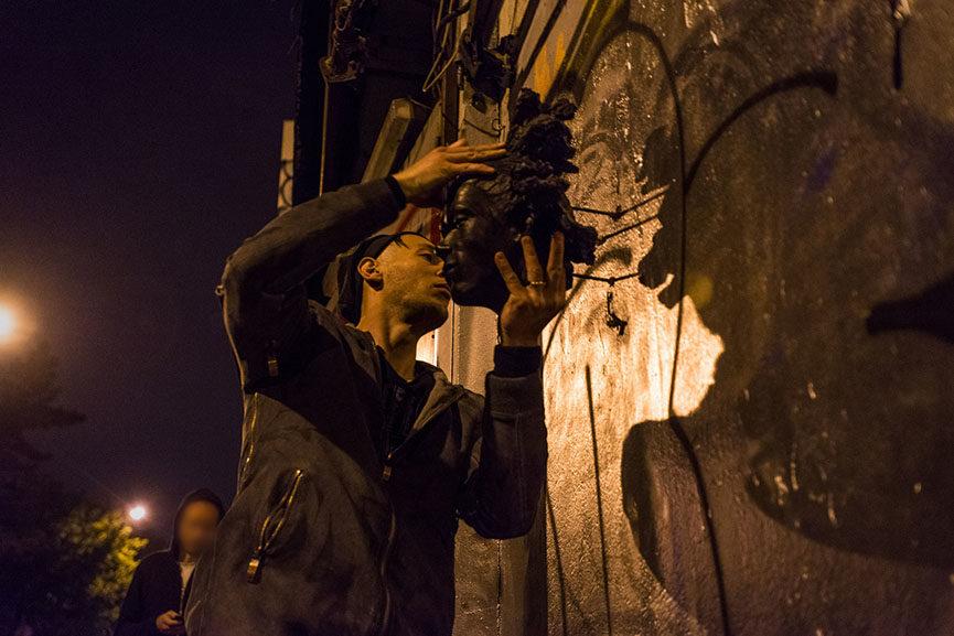 GÓRNICKI - Basquiat. Photo by Norbert Piwowarczyk