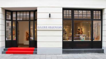 GALERIE HEGEMANN-front