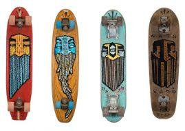 Death By Pebble Vintage Skateboards