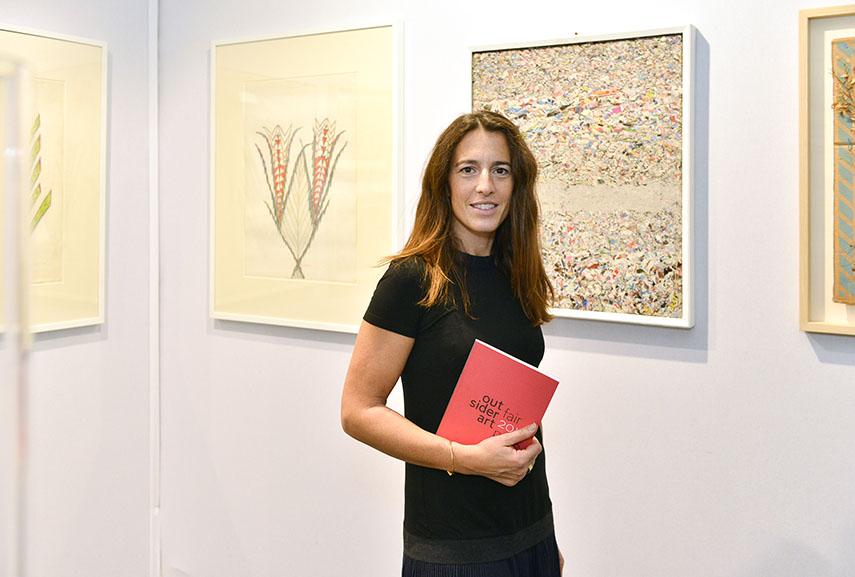 Gaia Donzet, Director of Fondation Carmignac