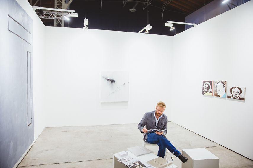 Galerie Berndt Kugler in vienna