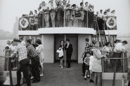 Garry Winogrand-Circle Line Statue of Liberty Ferry, New York-1971