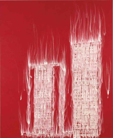 Gary Simmons-Double Cylinder-2007