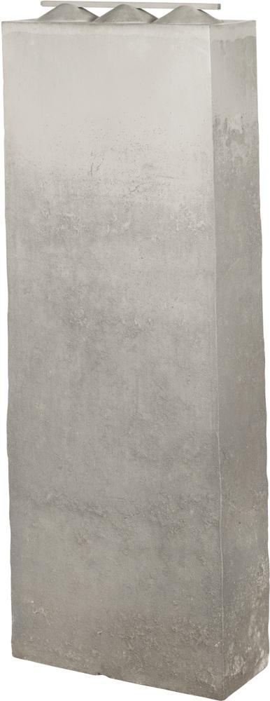 Geoffrey Clarke-Landscape Reinvestigation: Blueprint II-1971