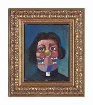 George Condo-The Lost Missionary-2005