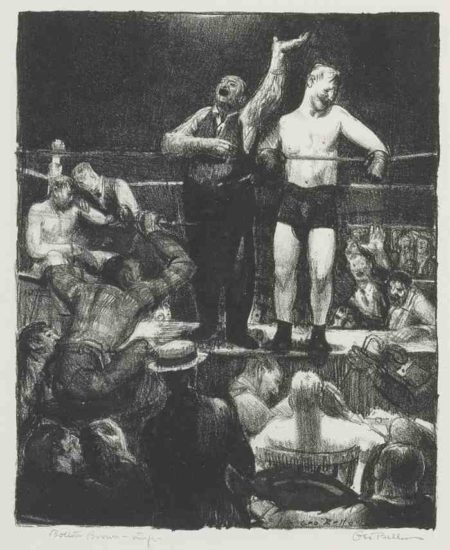 George Bellows-Introductions-1921