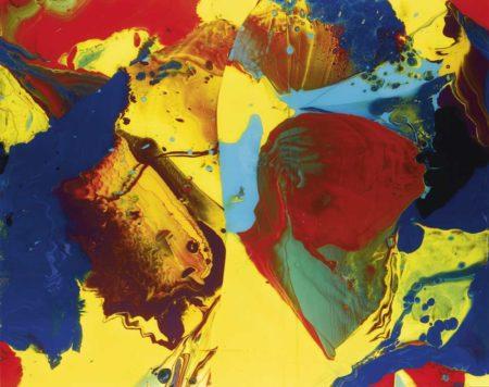 Gerhard Richter-Bagdad (P10)-2014
