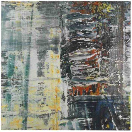 Gerhard Richter-Cage Grid-2011