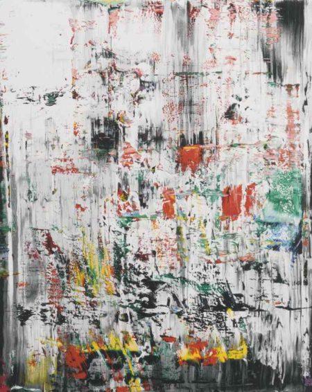 Gerhard Richter-Ice 2 (B. 123)-2003