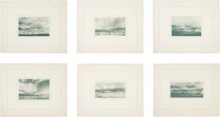 Kanarische Landschaften II (Canary Landscape II)-1971