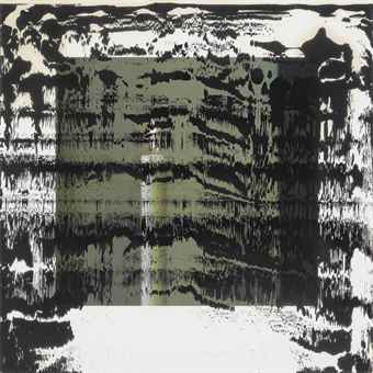 Gerhard Richter-Kerze II-1989