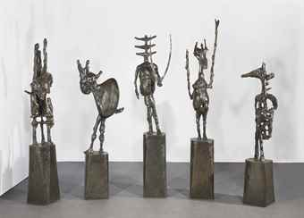 Germaine Richier-L'Echiquier, grand-1959