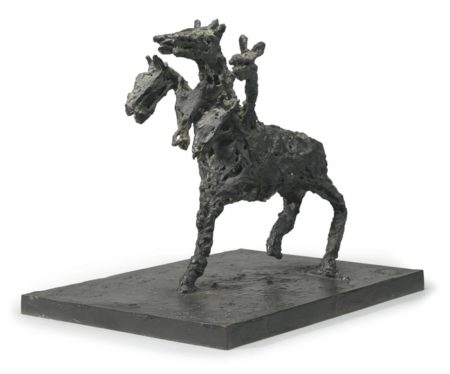 Germaine Richier-Le Cheval A Six Tetes Petit-1952