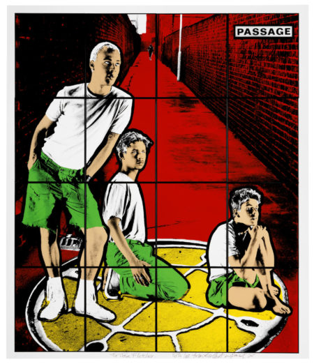Gilbert and George-Passage-1986