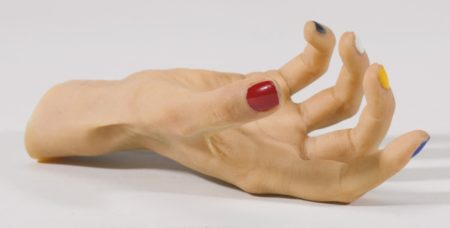 Gillian Wearing-My Hand-2012