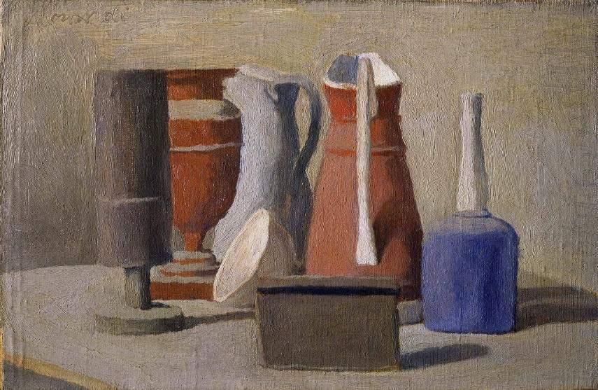 Giorgio Morandi - Still Life - Image via museivaticaniva