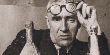 Giorgio Morandi - Photo of the artist - Image via pinterest art privacy new bottles museum use home