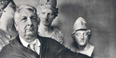 Giorgio de Chirico portrait