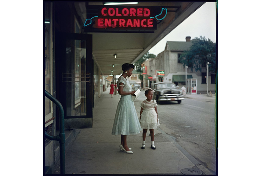 Department Store Mobile Alabama, 1956