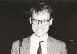 Gossip Columnist Baird Jones by Andy Warhol via Christie's