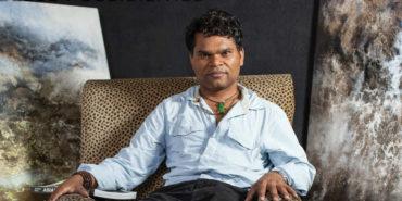 Govinda Sah 'Azad', image copyrights Jonathan Greet, 2014